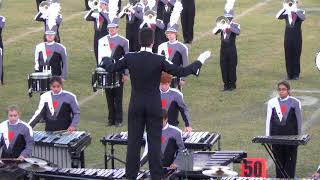 Winter Park High School Marching Band's Final 2017 Show