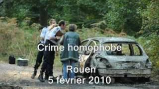 "homophobie Halim Corto ""juste par amour"""