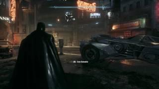 Batman: Arkham Knight [PC, Max Settings, 1080p, GTX 1070] - 8 Minutes of Gameplay