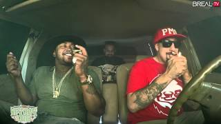 Lil Scrappy - The Smokebox | BREALTV
