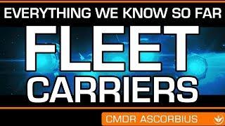 Fleet Carriers & Support Ships Incoming   Elite Dangerous