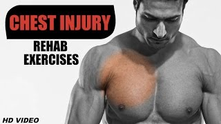 Deep Information about CHEST INJURY & It's Rehab Exercises by Guru Mann
