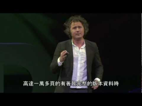 TED  Ben Goldacre (中文字幕) 醫生所不知道關於他們開的藥的真相