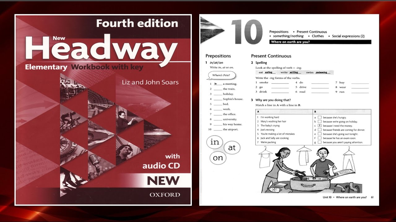 Pdf headway beginner