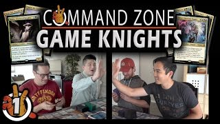 The Best 4 Color Commander 2016 l Game Knights #1 | Magic: the Gathering Commander/EDH Gameplay