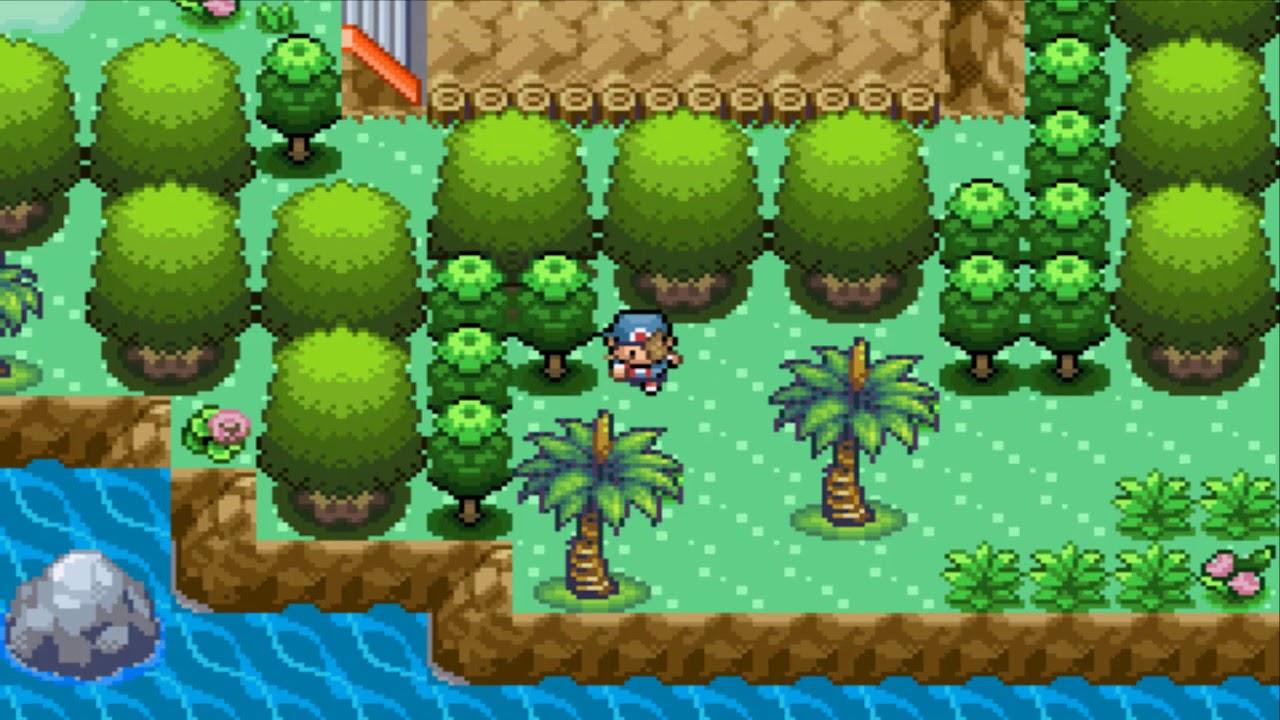 pokemon mitic island