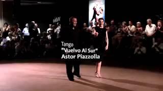 2/3 Tango Piazzolla, Mikael Cadiou & Camille Dantou, Festival Tango par la Côte 2018