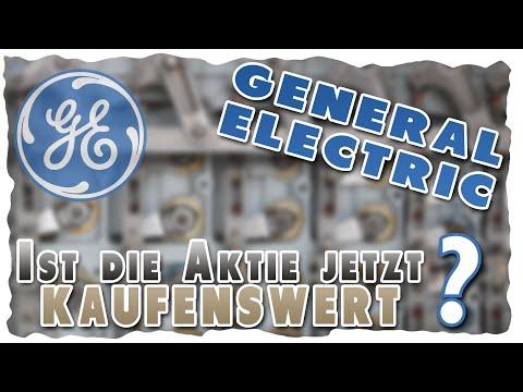 Was ist los mit General Electric?