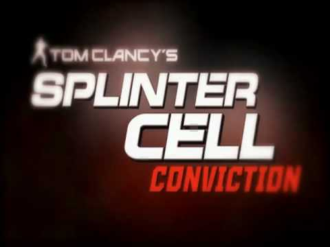 Trailer Splinter Cell Conviction Vicror costa sub  español (Pro-Gamers)