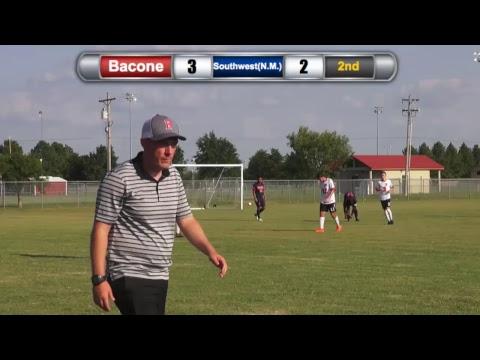 Bacone College Men's Soccer vs University of the Southwest(N.M.)