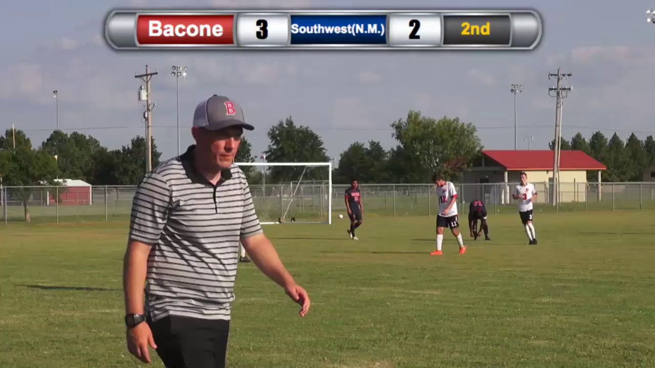 Bacone College Men S Soccer Vs University Of The Southwest N M Youtube