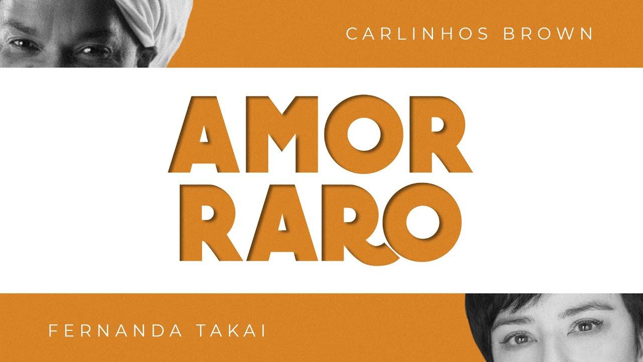 Carlinhos Brown e Fernanda Takai lançam música para apoiar causa de doença rara
