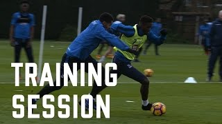 Video Training Session | Pre Hull City download MP3, 3GP, MP4, WEBM, AVI, FLV September 2018