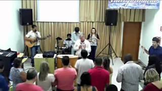 Culto - 23/03/2014 -  1° Culto de Libertação Espiritual