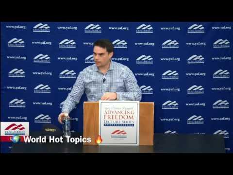 Debate: Ben Shapiro Vs A Student On Institutional Racism