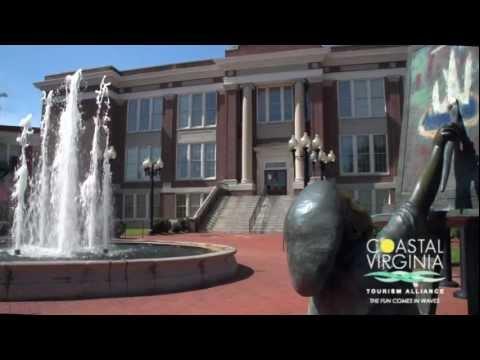 Coastal Virginia Tourism Alliance | Coastal Virginia | The Vacation Channel