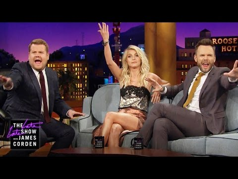 Julianne Hough's First Dance, as Choreographed by Joel McHale
