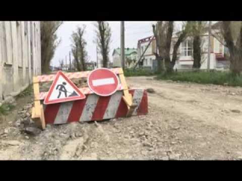 Началась реконструкция улицы Рыбацкой в Невельске