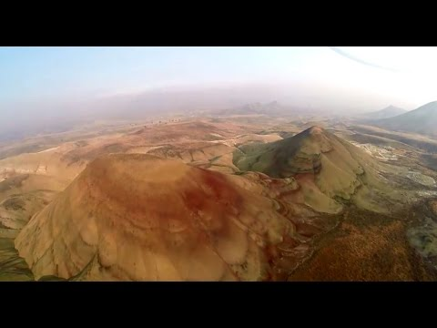 Painted Hills of Oregon Attraction Video | Travel to Painted Hills Oregon Holiday