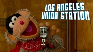 Los Angeles Union Station - Choo Choo Bob Show