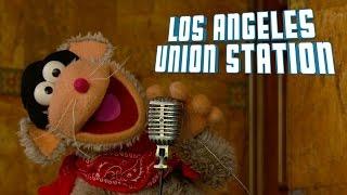 Los Angeles Union Station - Choo Choo Bob Show