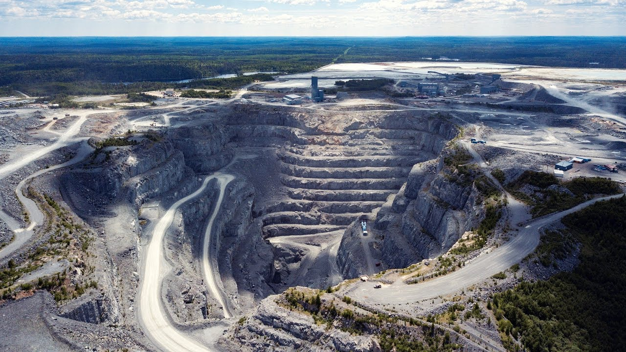 North American Palladium - Technological Transformation | Sandvik Mining and Rock Technology