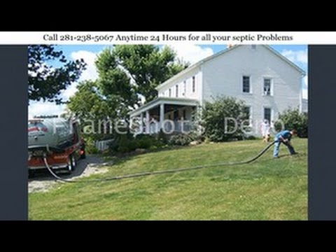 Best Septic Pumping South Houston TX