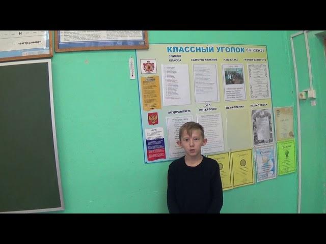 Изображение предпросмотра прочтения – АртёмЛоскутов читает произведение «Мореплаватель» М.И.Цветаевой