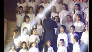 MTV- Biktob ismik ya bladi- Joe Ashkar & children choir conducted by Toni Bayeh- بكتب اسمك -جو اشقر