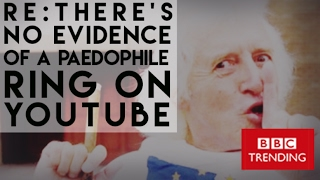 RE: No Pedophile Ring on YouTube | reallygraceful