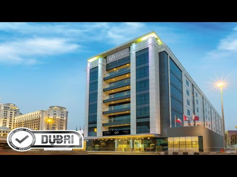 Flora Al Barsha Hotel At The Mall, Dubai, United Arab Emirates