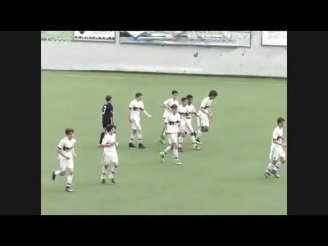 MILAN-NICK BARI (3° Torneo delle Sirene - MSC Cup - Sorrento)