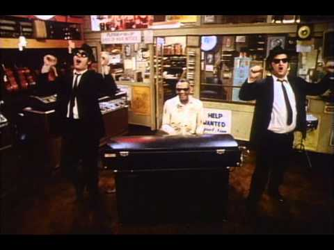 The Blues Brothers Theatrical Trailer