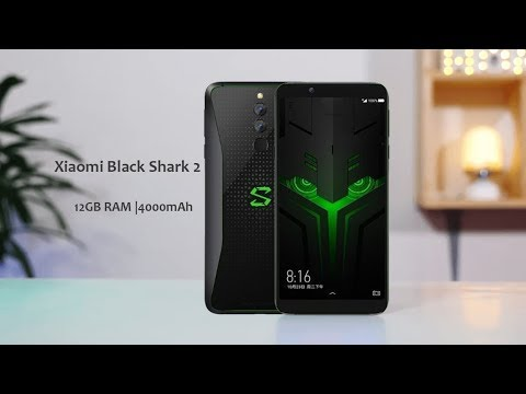 Xiaomi Black Shark 2 | Launch Date ,Specs, Price& Features - 2019