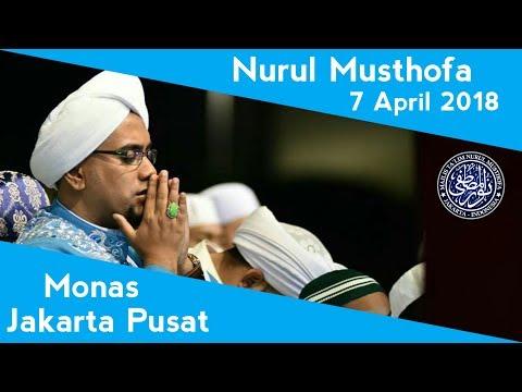 Qasidah Ya Robbi Sholli Ala Muhammad | Monas - Jakarta Pusat | 7 April 2018