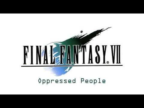 Final Fantasy VII: Opressed People