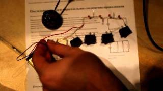 Наш_ответ_Чемберлену-2. 5 LED series(5 LEDs is harder to control than 4 in series connection. Дело было вечером, делать было нечего. А тут ещё автор самого первого ролика..., 2012-01-29T01:16:14.000Z)
