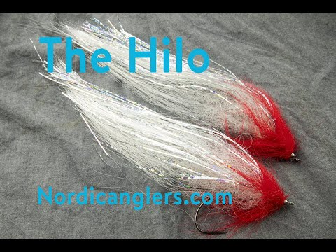 Fly Tying Instruction On How To Tie The Pike Fly Hilo