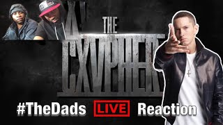 SHADY CXVPHER BREAKDOWN LIVE WITH THE DADS!!!
