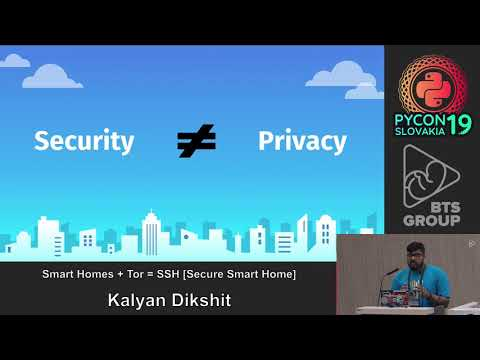 Image from Smart Homes + Tor = SSH [Secure Smart Home]