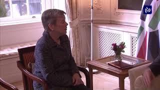 جلالة الملك يشارك في لقاء دولي لتنسيق جهود الحرب على الإرهاب - (5-11-2018)