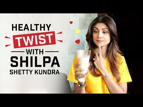 Healthy twist with Shilpa Shetty Kundra | Lifestyle | Bollywood | Pinkvilla | Healthy Food