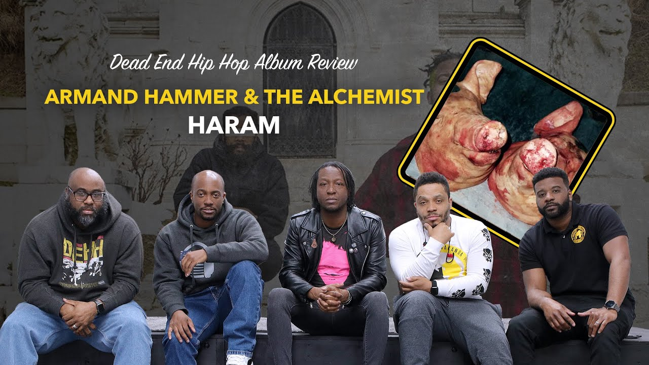 Armand Hammer & The Alchemist – Haram Album Review