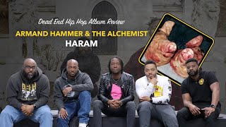 Armand Hammer & The Alchemist – Haram Album Review