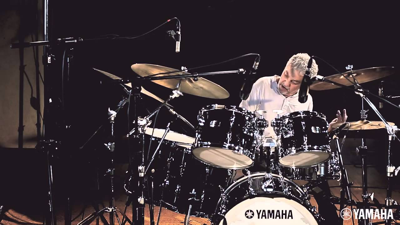 Yamaha Recording Custom | Steve Gadd | Arist Performance - YouTube