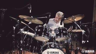 Yamaha Recording Custom | Steve Gadd | Arist Performance