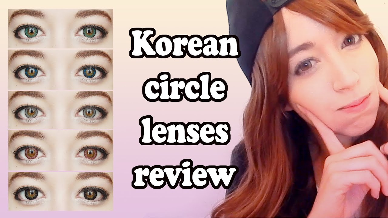 Korean circle lenses review