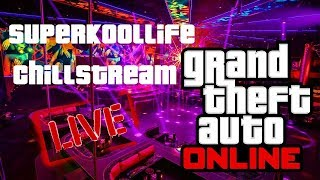 Let's Play GTA 5 Online Live Stream  In Hindi/English - Sunday Funday  Road To 70 Subscribers
