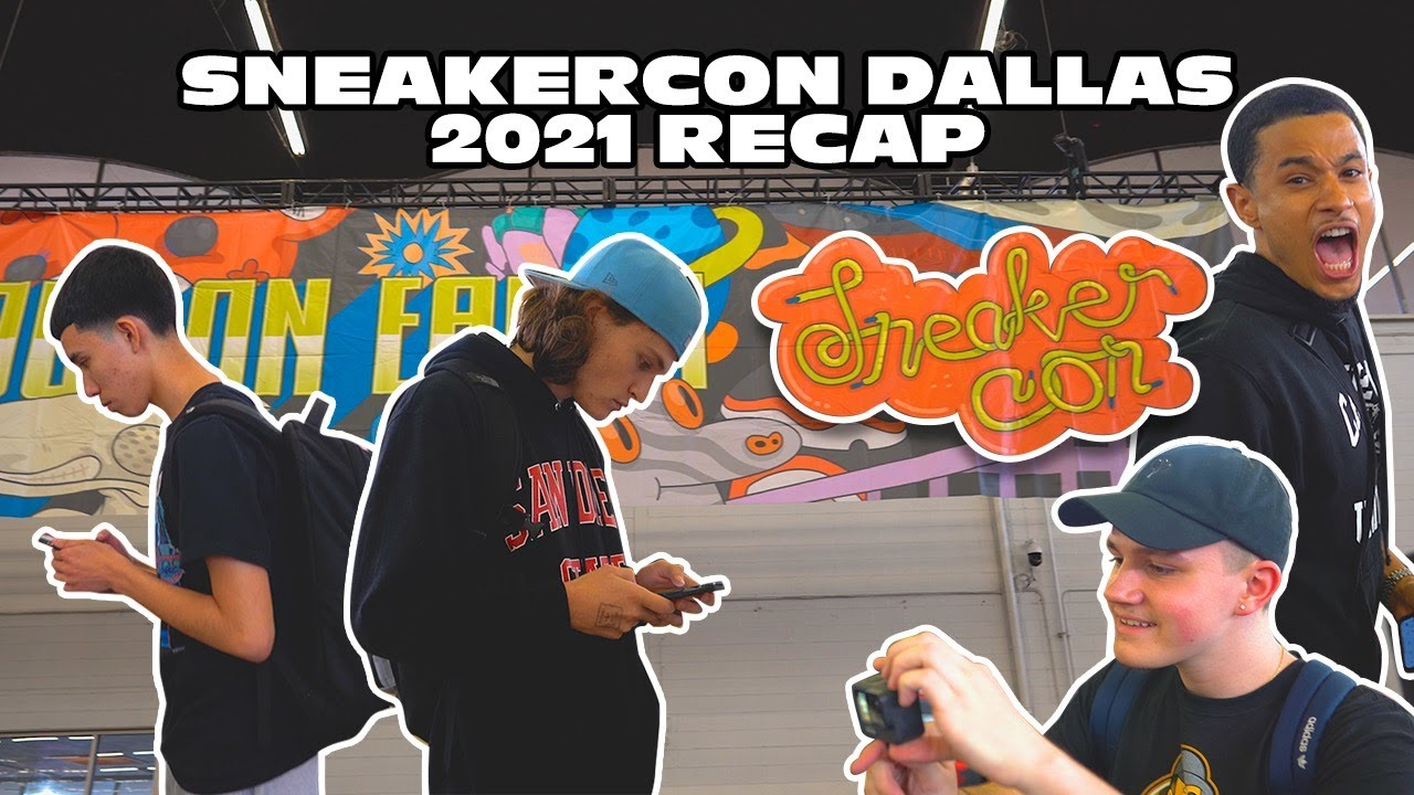 LMTD SUPPLY CASHES OUT AT SNEAKER CON DALLAS | Sneaker Con Dallas 2021 Recap