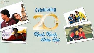 20 Years of Kuch Kuch Hota Hai | Dharma Production | Yash Raj Films